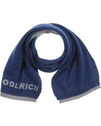 Woolrich - Oblong Scarves - Lyst