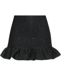 Glamorous Mini-jupe - Noir