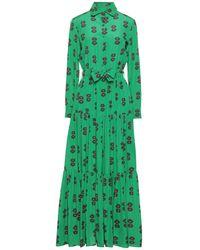 La DoubleJ Vestido largo - Verde