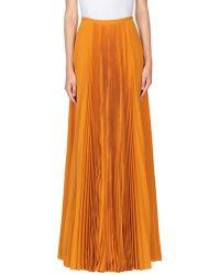 Rochas - Long Skirt - Lyst