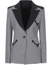 Paco Rabanne Suit Jacket - Black
