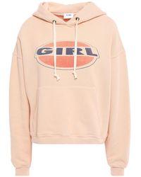 RE/DONE Sweatshirt - Pink