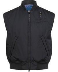 Blauer Down Jacket - Black