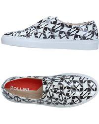Pollini Low-tops & Sneakers - White