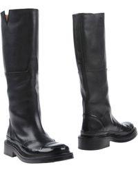 Agnona Boots - Black