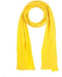 Majestic Filatures Stole - Yellow
