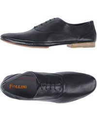 Pollini - Lace-up Shoes - Lyst