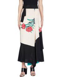 Diane von Furstenberg Long Skirt - Pink