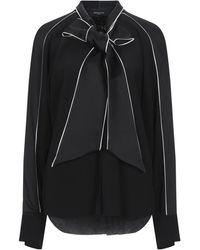 Rochas Shirt - Black