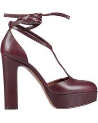 L'Autre Chose Zapatos de salón - Morado