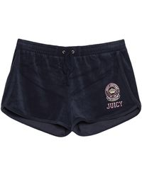 Juicy Couture Shorts & Bermuda Shorts - Blue