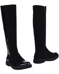 Emporio Armani Boots - Black