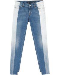 Just Cavalli Pantalon en jean - Bleu