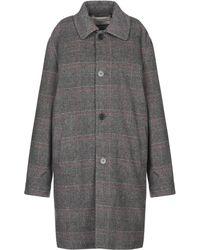 Maison Kitsuné Coat
