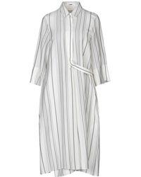 Jil Sander - Knee-length Dress - Lyst