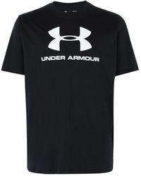 Under Armour T-shirt - Black