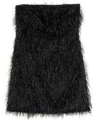 FEDERICA TOSI Short Dress - Black