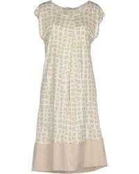 Alpha Studio - Short Dresses - Lyst