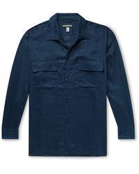 Monitaly Shirt - Blue