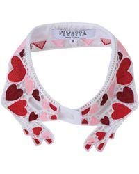 Vivetta - Collar - Lyst