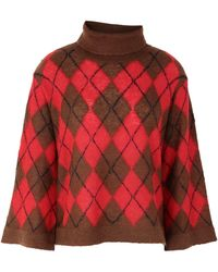 PS by Paul Smith Turtleneck - Red