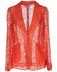 INTROPIA Suit Jacket - Pink