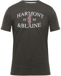 Harmont & Blaine T-shirt - Multicolour