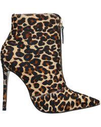 Carvela Kurt Geiger Ankle Boots - Natural