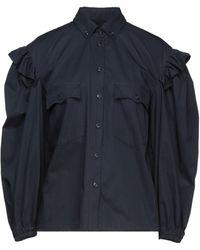 Ottod'Ame Shirt - Blue