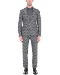 Versace Suit - Gray