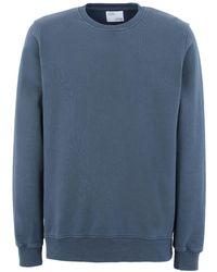 COLORFUL STANDARD Sweatshirt - Blue