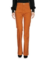 Wrangler Casual Pants - Brown
