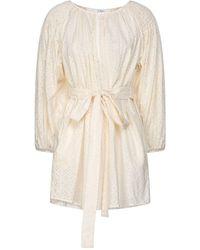 Marysia Swim Short Dress - Natural