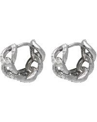 Apm Monaco Earrings - Metallic