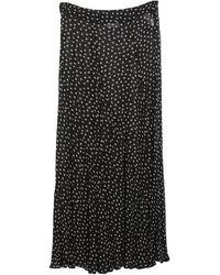 Ganni Long Skirt - Black