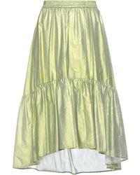 8pm Midi Skirt - Green