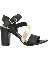Piampiani Sandals - Black
