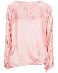 JEFF Bluse - Pink