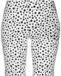 Roccobarocco - Bermuda Shorts - Lyst