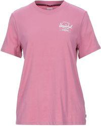 Herschel Supply Co. T-shirt - Pink