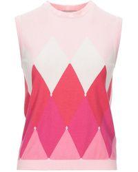Ballantyne Jumper - Pink