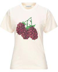 Lanvin T-shirt - Neutro