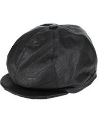 Suoli Cappello - Nero