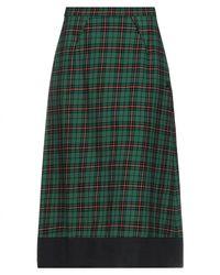 Saucony Midi Skirt - Green