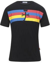 JC de Castelbajac T-shirt - Noir