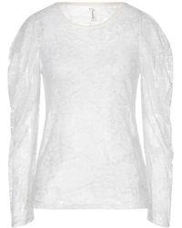 Souvenir Clubbing Blusa - Bianco