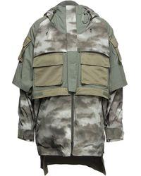 White Mountaineering Jacket - Green