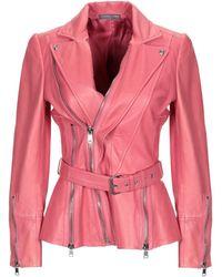 Alexander McQueen Jacket - Pink