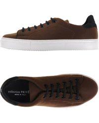 Collection Privée Low-tops & Trainers - Brown