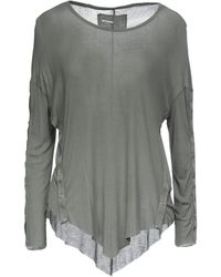 One Teaspoon T-shirt - Grey